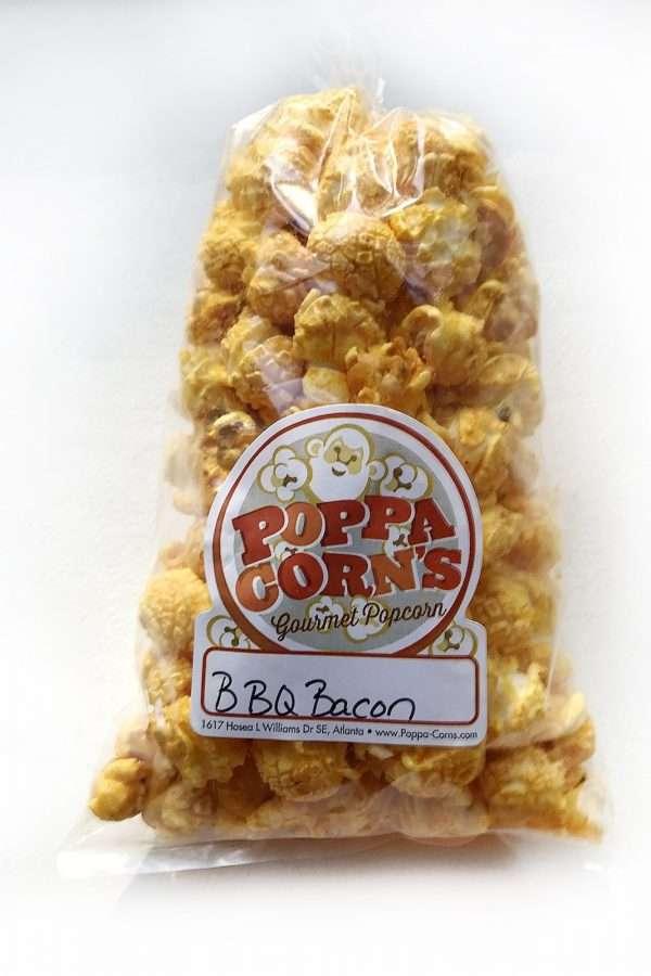 BBQ Bacon Popcorn