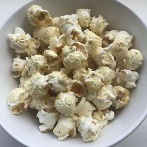 dill pickle popcorn