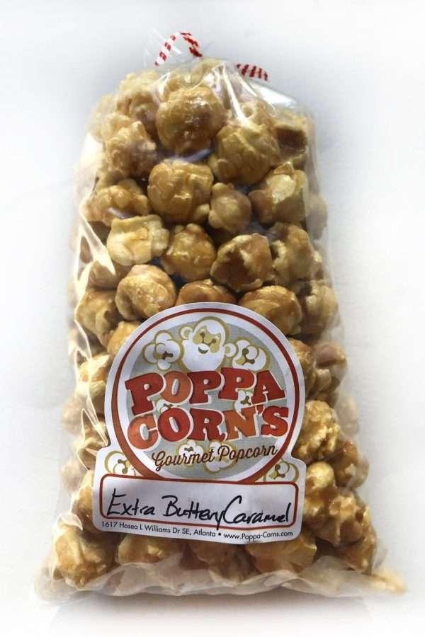 extra buttery caramel corn