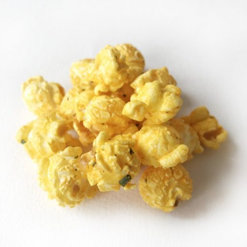 loaded potato popcorn